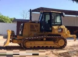 Trator Esteira D6K 2012- Repasso direto
