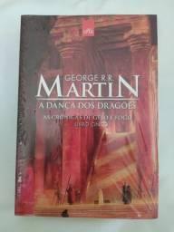 A Dança dos Dragões - As Crônicas de Gelo e Fogo - Livro 5 - George R.R. Martin R$18,00