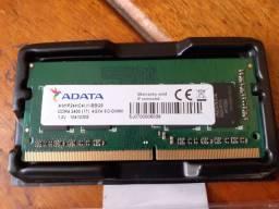Memória DDR4 4gb 2400mhz