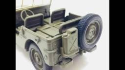 Jeep Willys 1941 1/38 miniatura
