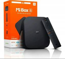 Xiaomi Tv Mi Box S 4k com Comando de Voz, Transforme a sua Tv em Smart! BLACK FRIDAY!