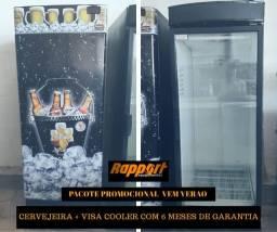 Cervejeira + Visa cooler
