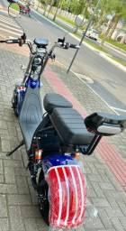 Festival de scooter elétrica leia