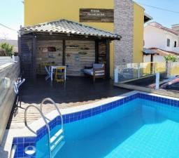 Alugo Suítes e Apartamentos no Campeche com Piscina - 150m do Mar