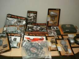 Fascículos Da Coleção Harley Davidson Fatboy 1:4 Planeta Deagostini