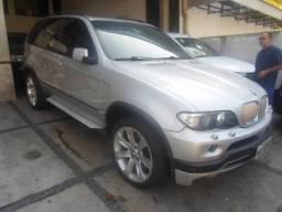 Título do anúncio: X5 2005/2006 4.8 I 4X4 V8 32V GASOLINA 4P AUTOMÁTICO