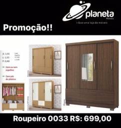 Roupeiro 0033 super oferta
