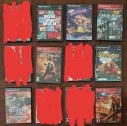 Jogos PS2 Originais!