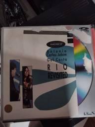Laser Disc Rio Revisited - Tom Jobim e Gal Costa