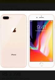 Apple iPhone 8 Plus 64 Gb Original Vitrine - Original