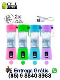 Mini Liquidificador Portátil C/ Entrega Grátis