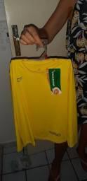 Camisa de proteção solar