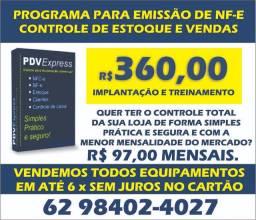 Sistema para emissão de nota e cupom fiscal
