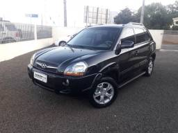 Hyundai \ Tucson 2.0 Gasolina ( Automática ) Completa / Financio / Ano 2009