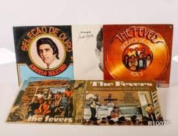 5 discos vinil