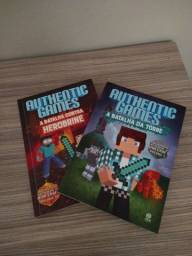 Livro authentic games