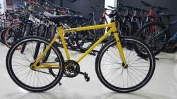 Bicicleta fixa aro 24 infantil