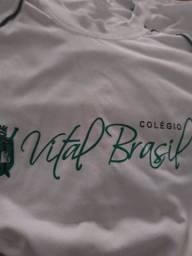 uniforme. vital. brasil