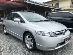 New Civic 1.8 EXS 2008