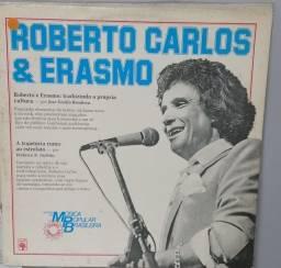 LP Roberto Carlos A História da MPB