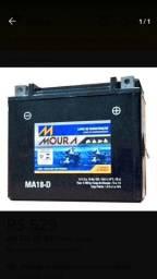 Bateria Moura para motos MA 18-D