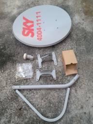 Antena da Sky Nova Nunca Usada
