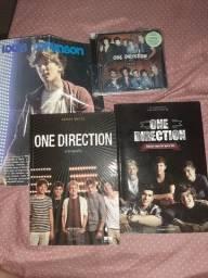 Livro e CD ONE DIRECTION