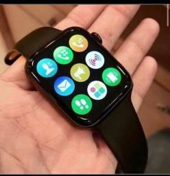 ?? smartwatch Iwo w26+) pro, plus, versão atualizada faz e receber ligações