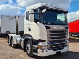 Scania R 440 4 Eixo Direcional