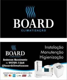 Board Manutenção