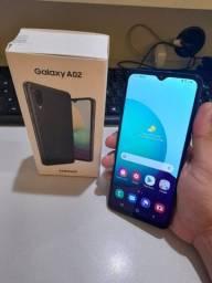 Samsung A02 32GB Novo com Nota Fiscal