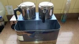 Esterelizador de xícaras e talheres - nunca foi usado