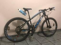 Bicicleta GTS M1 I-VTEC 1X11 - Pouco usada