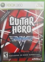 Jogo Xbox360 Guitar Hero