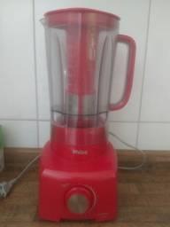 Liquidificador philco vermelho