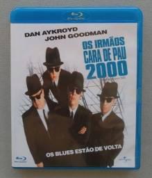 Blu-ray Os Irmãos Cara de Pau 2000 (Dublado/Original)