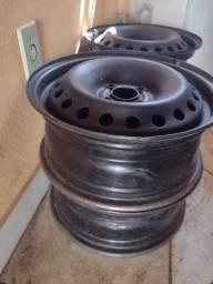 Jogo de roda aro 15 original GM