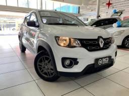 Renault Kiwd Intense 1.0 Flex Completo - Apenas 19.000 Km