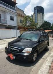 Kia-sorrento 7 lugares valor abaixo do mercado veiculo blindado blindagem em dia