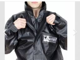 Capa luxo chuva motoqueiro