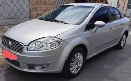Fiat Linea 2010/11 com GNV.