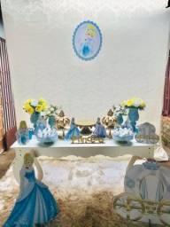 Faço decoração infantil 200 reais