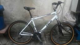 Bicicleta aro 26 caloi confort aluminio