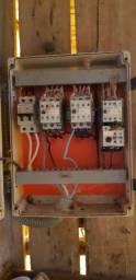 Painel elétrico sistema de ventilação / nebolizacao