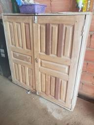 02 porta e 01 janela por $ 150,00