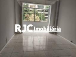 Apartamento à venda com 2 dormitórios em Laranjeiras, Rio de janeiro cod:MBAP25517