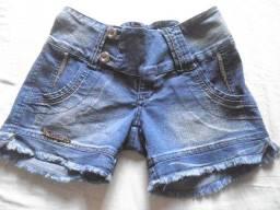 Short Jeans - Tamanho 36