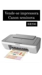Impressora e xerox Canon seminova