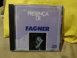 Cd - Fagner - Presença De Fagner - Original