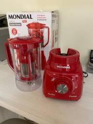 Liquidificador Mondial novo 110v